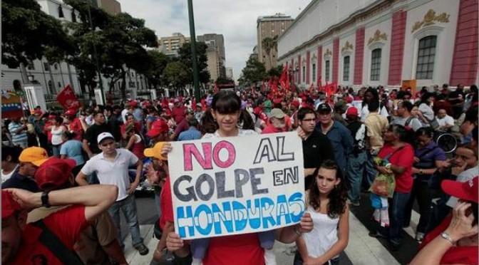 Antimilitaristas de América latina rechazan el golpe de Estado en Honduras y exigen desarme y reducción del gasto militar