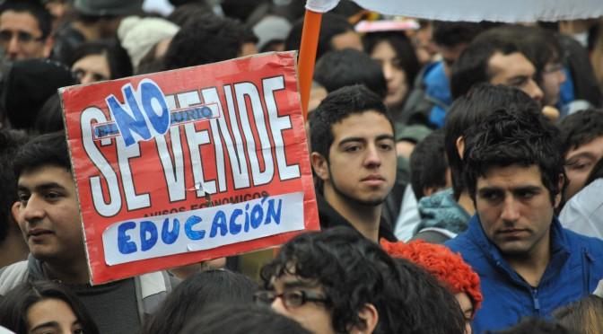 Movimiento estudiantil y social en Chile: Educación de calidad para todos y todas…¡ahora!
