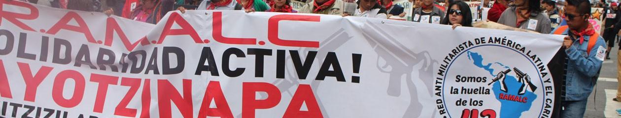 Red Antimilitarista de América Latina y el Caribe