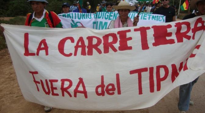 Represión, persecución y criminalización de las luchas sociales en Bolivia