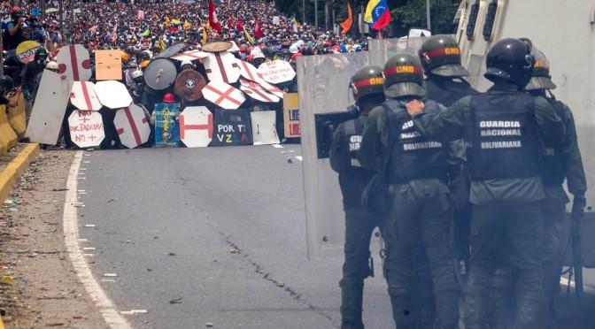Solidaridad antimilitarista y noviolenta con Venezuela – declaración de la Red Antimilistarista de América Latina y el Caribe