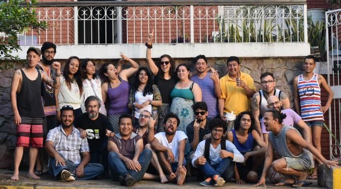 Finalizado Encuentro Internacional Antimilitarista en Paraguay