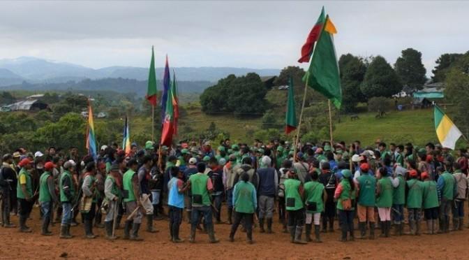 COLOMBIA- ASESINATOS Y MILITARIZACIÓN EN TERRITORIO INDÍGENA DEL CAUCA. Pronunciamiento