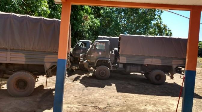 Intervención y show militaristas afectan a comunidades indígenas en Brasil